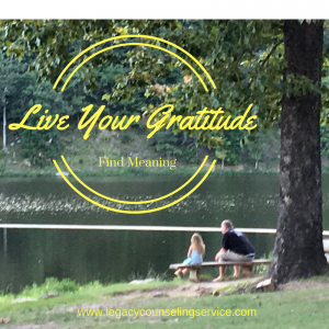 Gratitude, thankfulness, tulsa, broken arrow, depression, anxiety